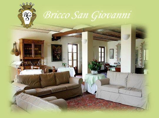 Agriturismo Bricco San Giovanni - Restaurant e cucina del territorio ...